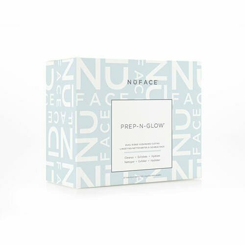 NuFace Prep-N-Glow Cleansing Cloths NuFace