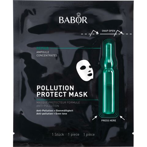POLLUTION PROTECT AMPOULE SHEET MASK Sheet Mask Babor Single