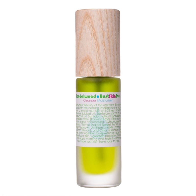 SANDALWOOD  - BEST SKIN EVER - LOSHEN & CREM