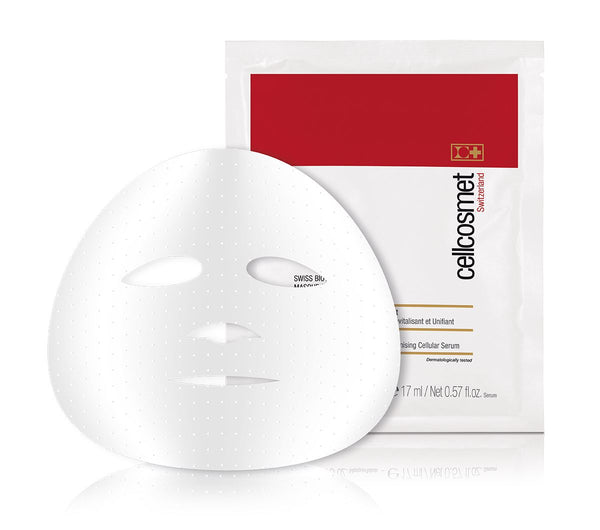 SWISS BIOTECH CELLBRIGHTENING MASK - LOSHEN & CREM