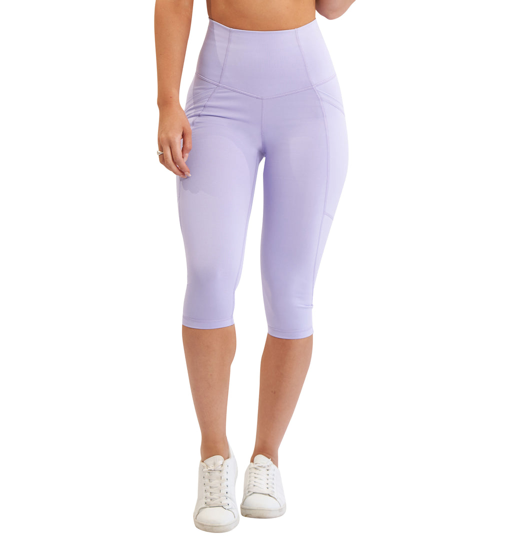 GRAPE POCKET LEGGINGS