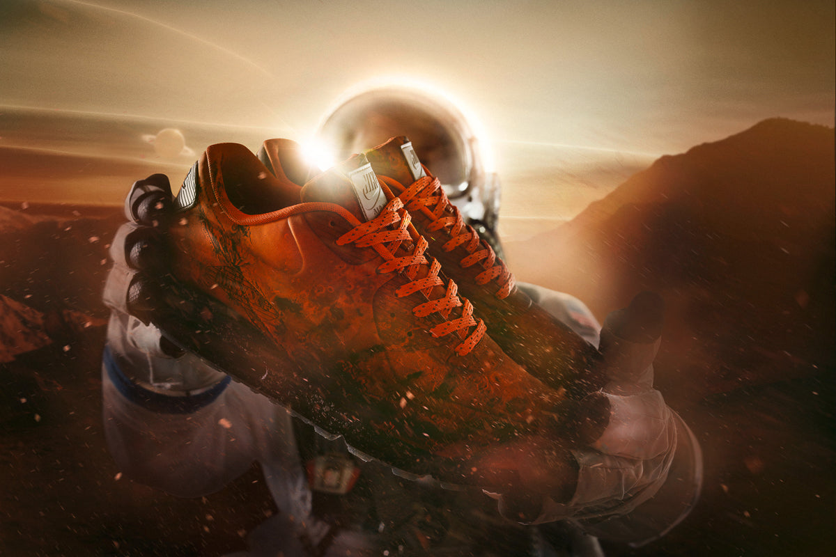 Air Max 90 'Mars Landing' Close Up + Everything You Need To Know.