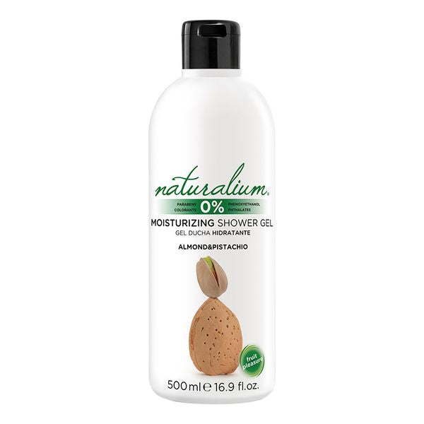 Gel de Ducha Almond & Pistachio Naturalium (500 ml)
