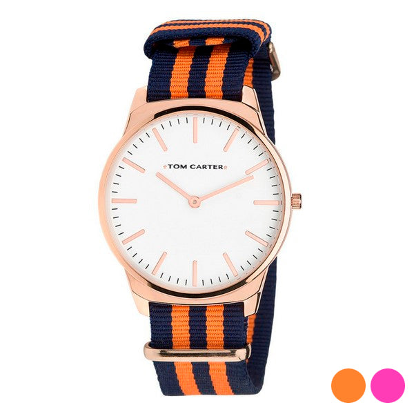 Reloj Unisex Tom Carter TOM601BD00 (45 mm)