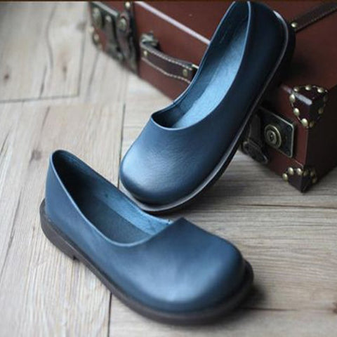 Daily Casual Shoes-Shoe-Wotoba-Blue-35-Wotoba