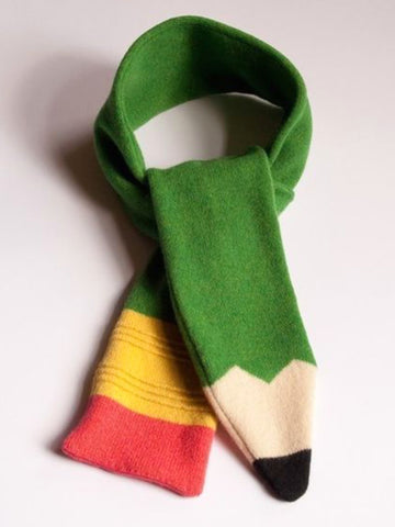 Fashion Scarf Cotton-blend Scarf for Fall Winter One-size-Accessories-Wotoba-Green-One-size-Wotoba