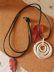 White Alloy Casual Women All Season Necklace-ACC-Wotoba-White-Wotoba