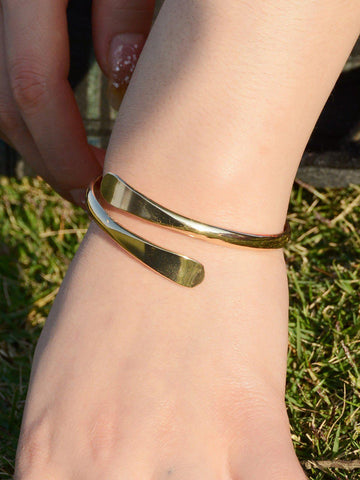 Womens Copper Round Bracelets-Accessories-Wotoba-Wotoba