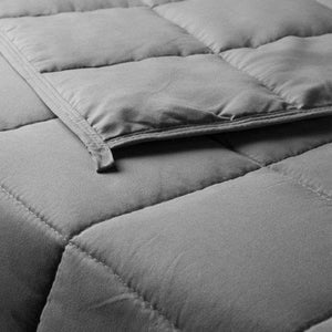 Luxury Weighted Blanket + Side Pillow