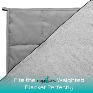 Duvet Cover for Weighted Blanket