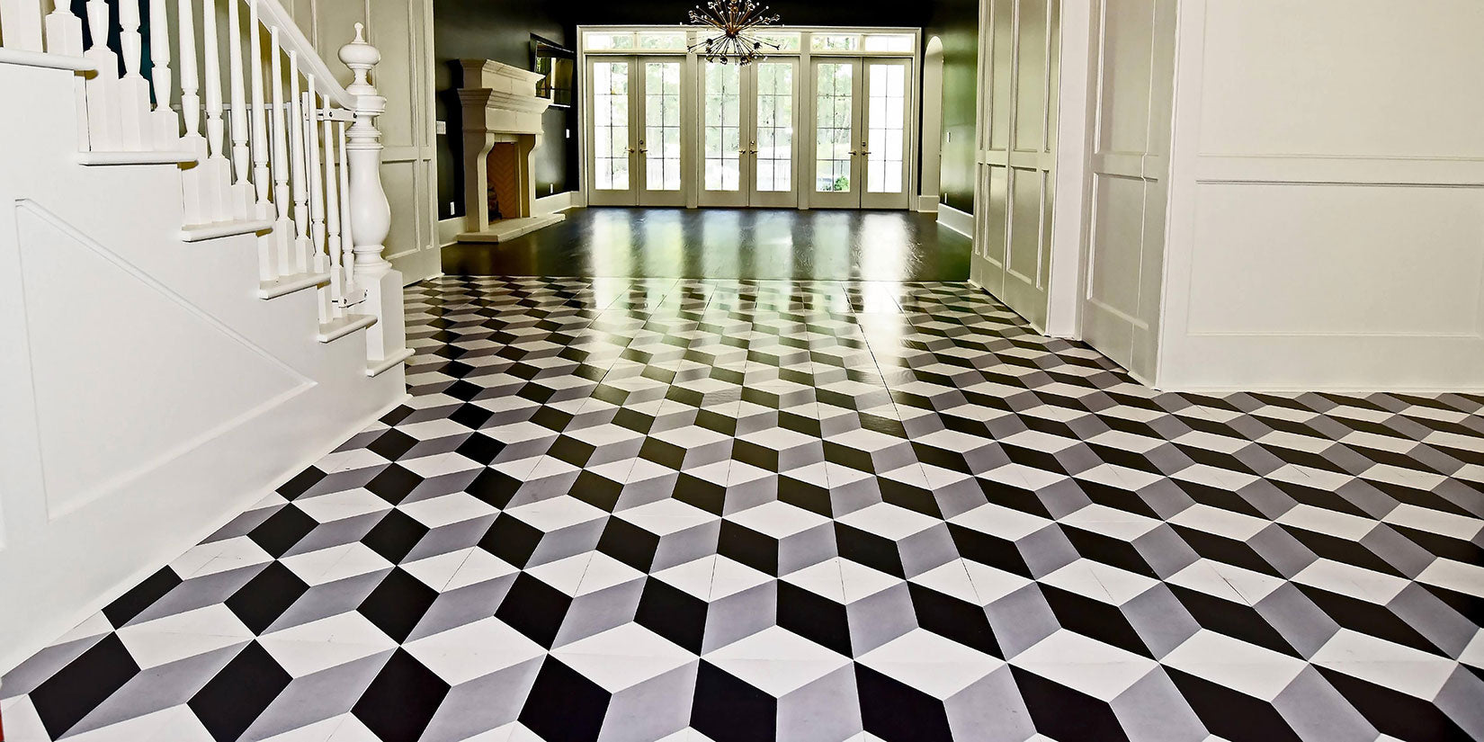 Floor Tile Cleaning - Prevention and Maintenance