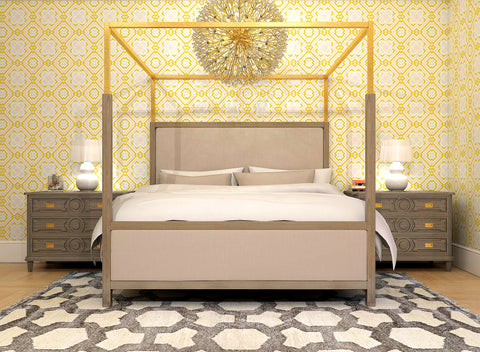 Golden Aix Wallcovering