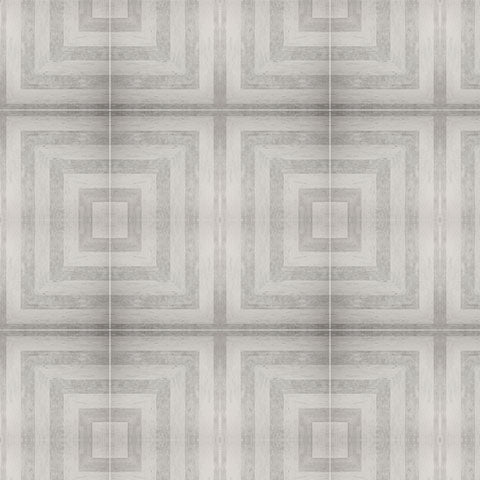 Coastal Concentric Porcelain Tile