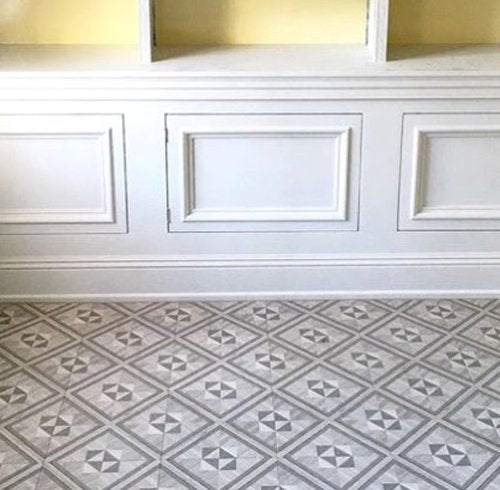 Nobility Gray Hardwood Tile