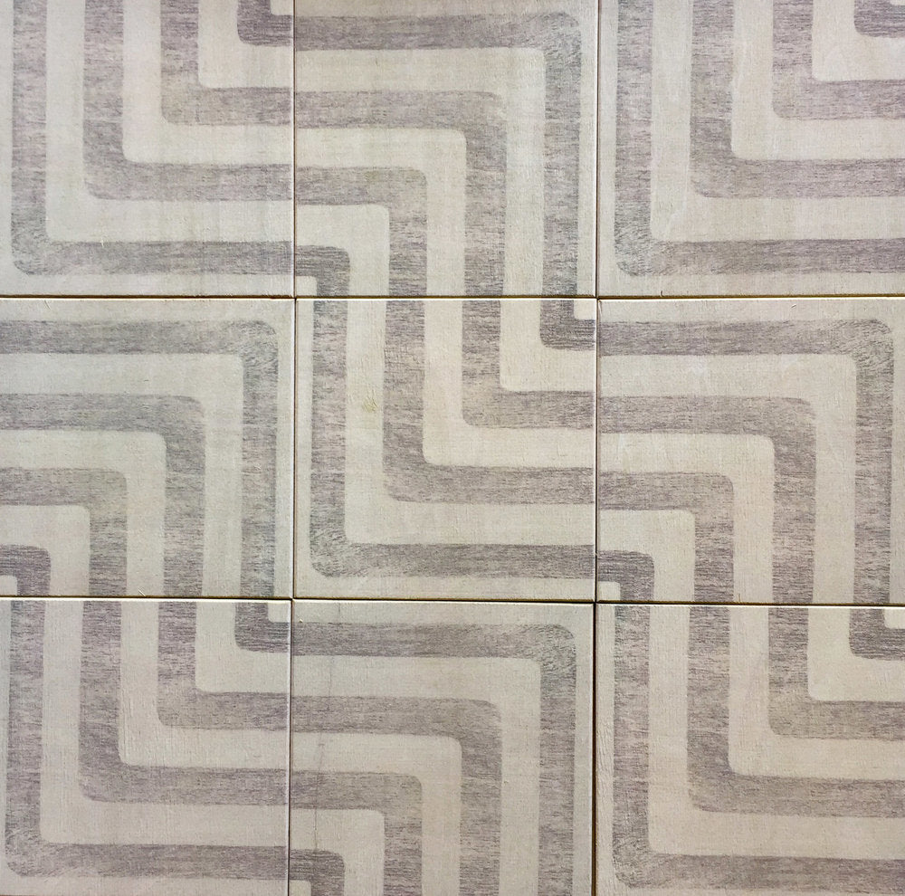 Meander Wall Tile