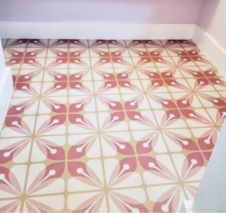 Bloom Peel & Stick Decorative Floor Decals