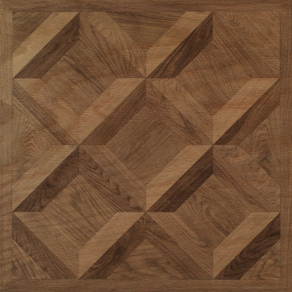 Majestic Diamonds Natural Hardwood Tile - Lot