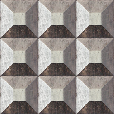 Illusion Hardwood Tile