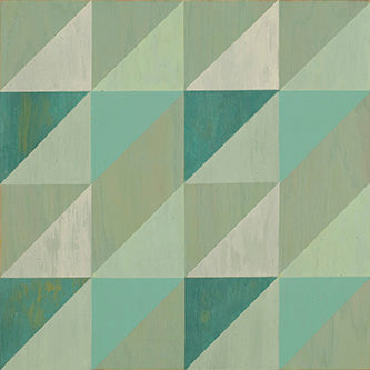 Lively Mint Hardwood Tile