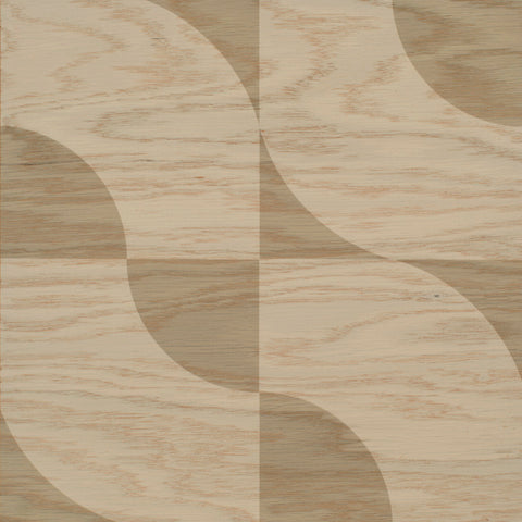 Centro Platinum White Hardwood Tile