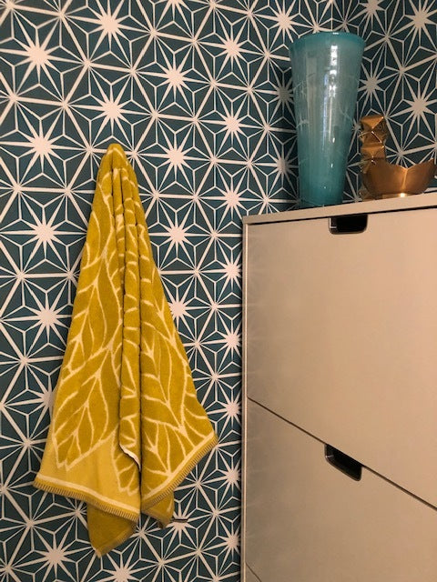 Starburst Wallcovering