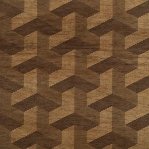 Tessellation Natural Hardwood