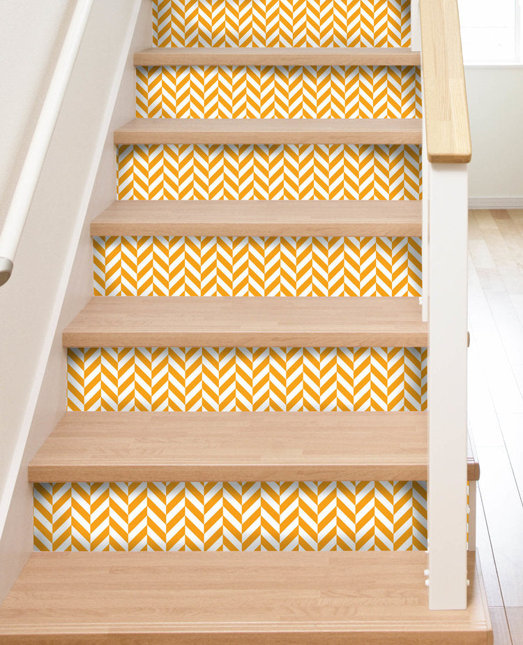Zippy Stair Riser Decal