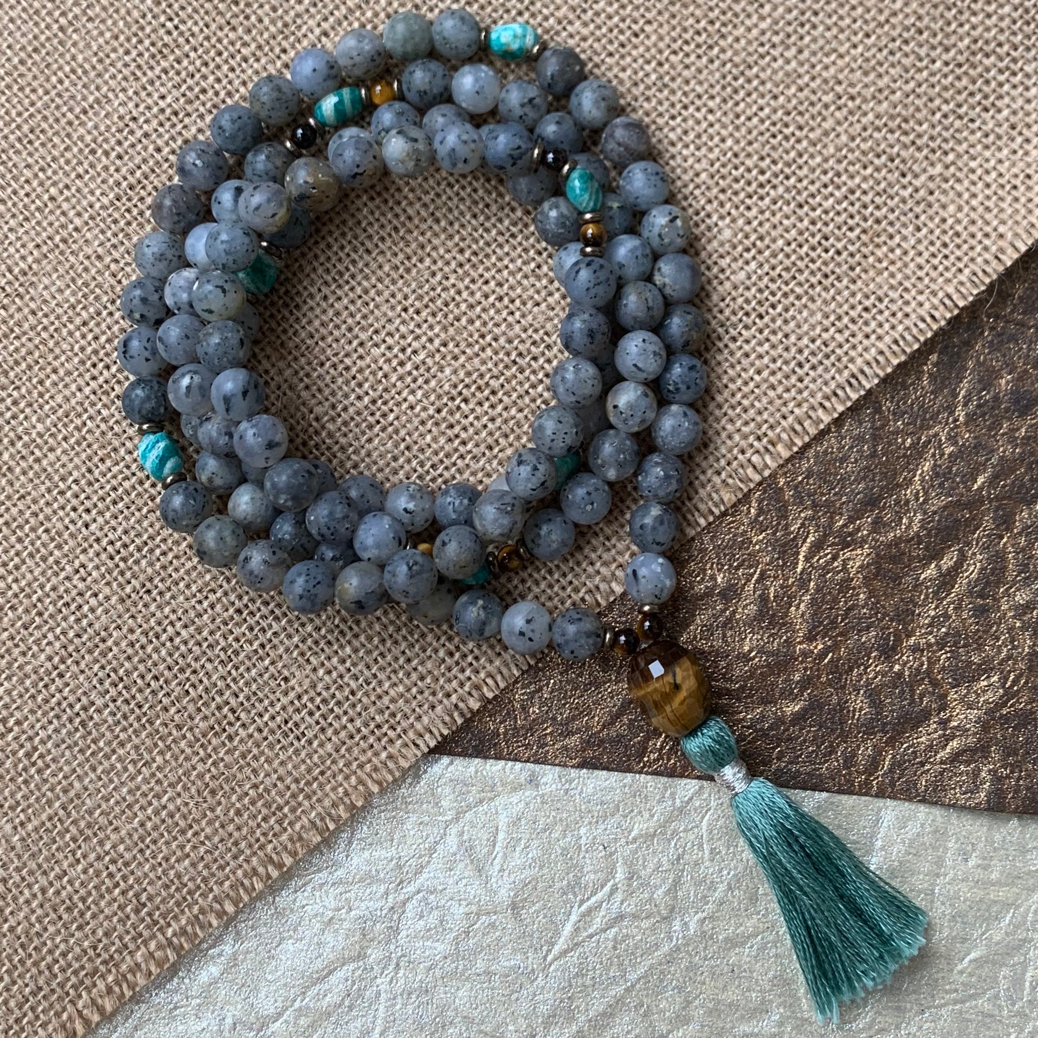Radiate Your Energy Mala [Matte]
