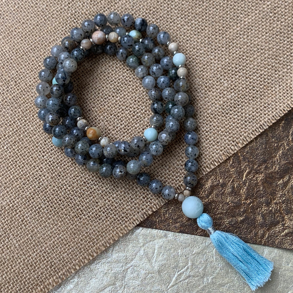 Radiate Your Energy Mala