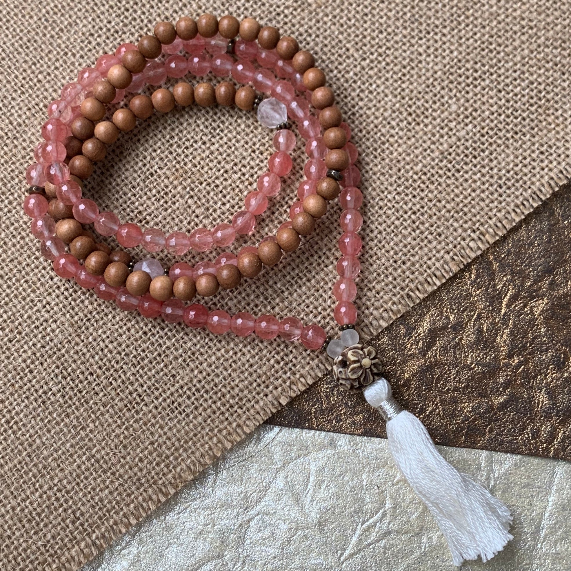 Unconditional Love Mini Mala