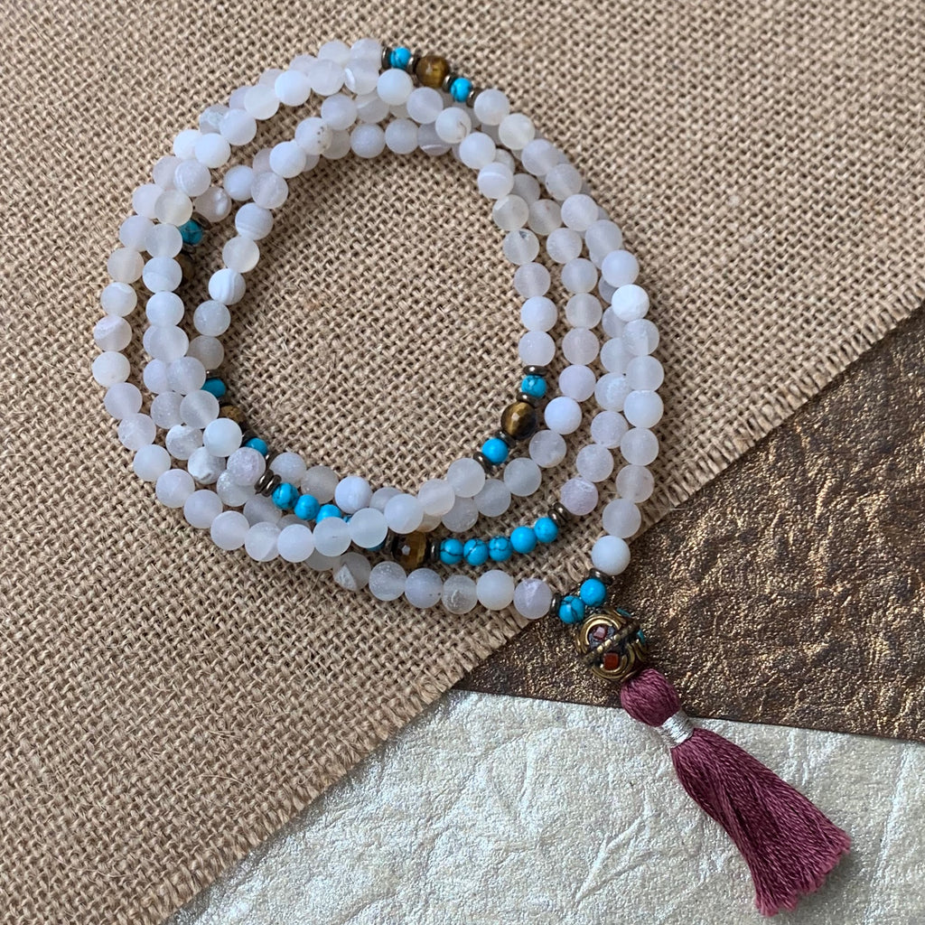 Energize Your Being Mini Mala