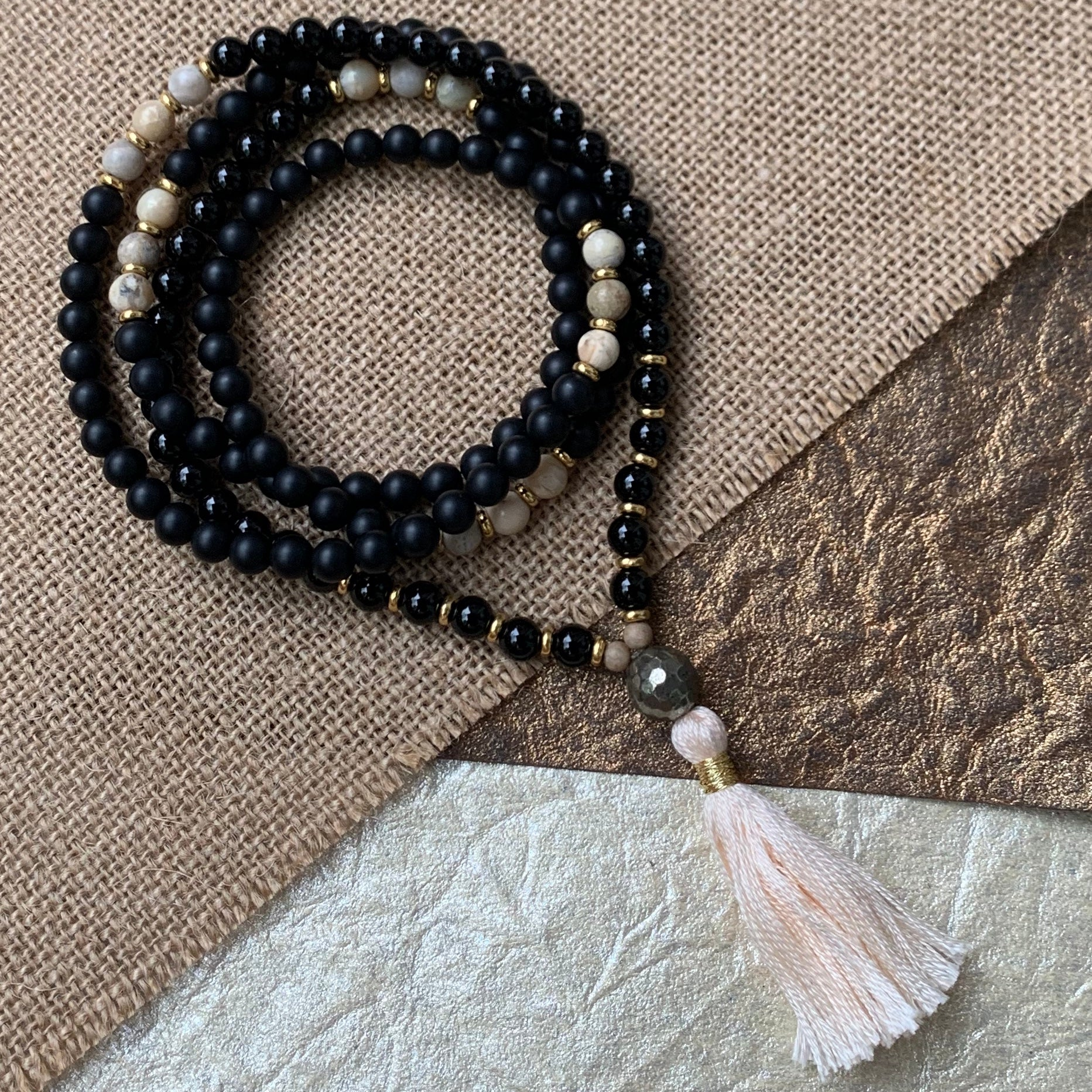 Gain Your Strength Mini Mala