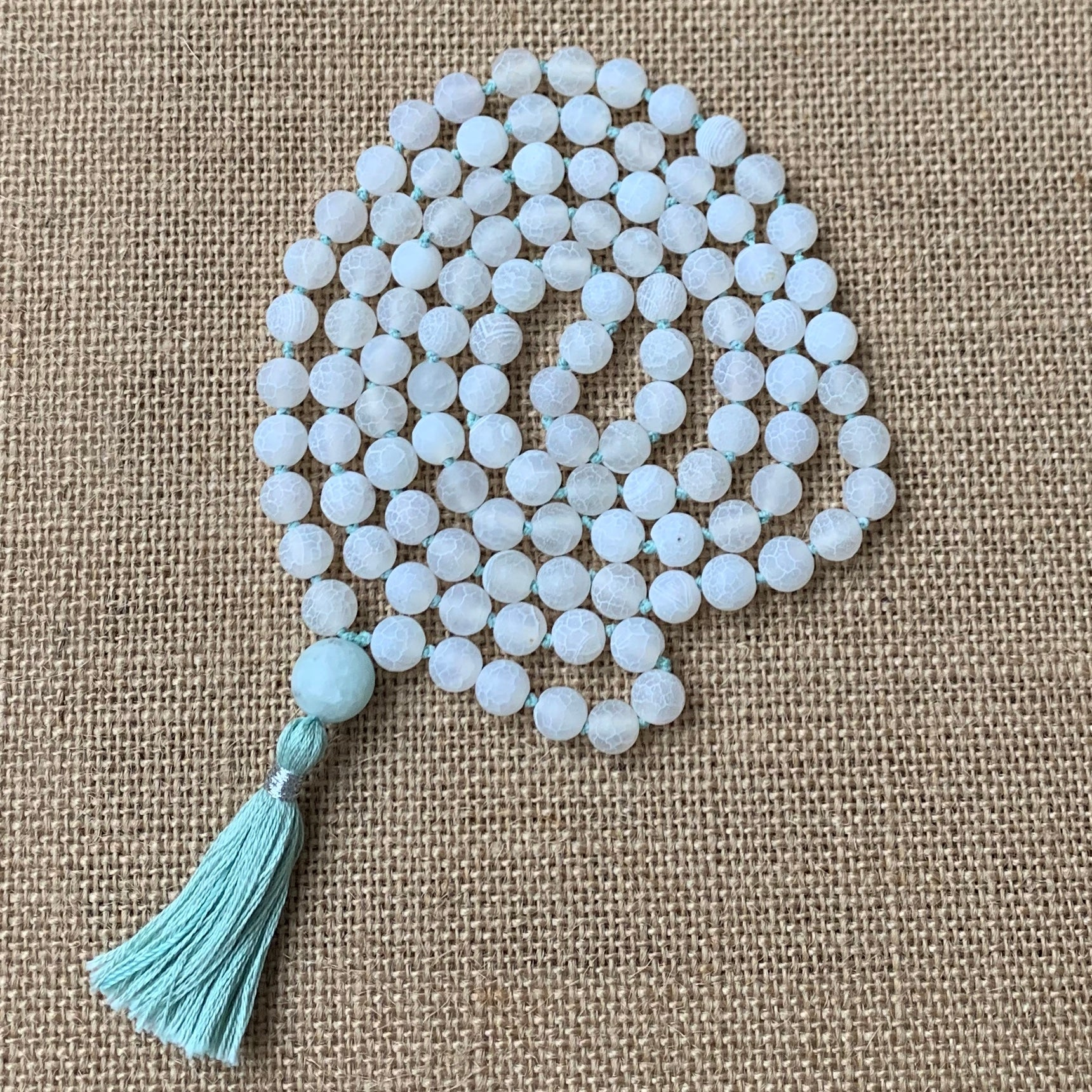Possibility Hand-Knotted Mala