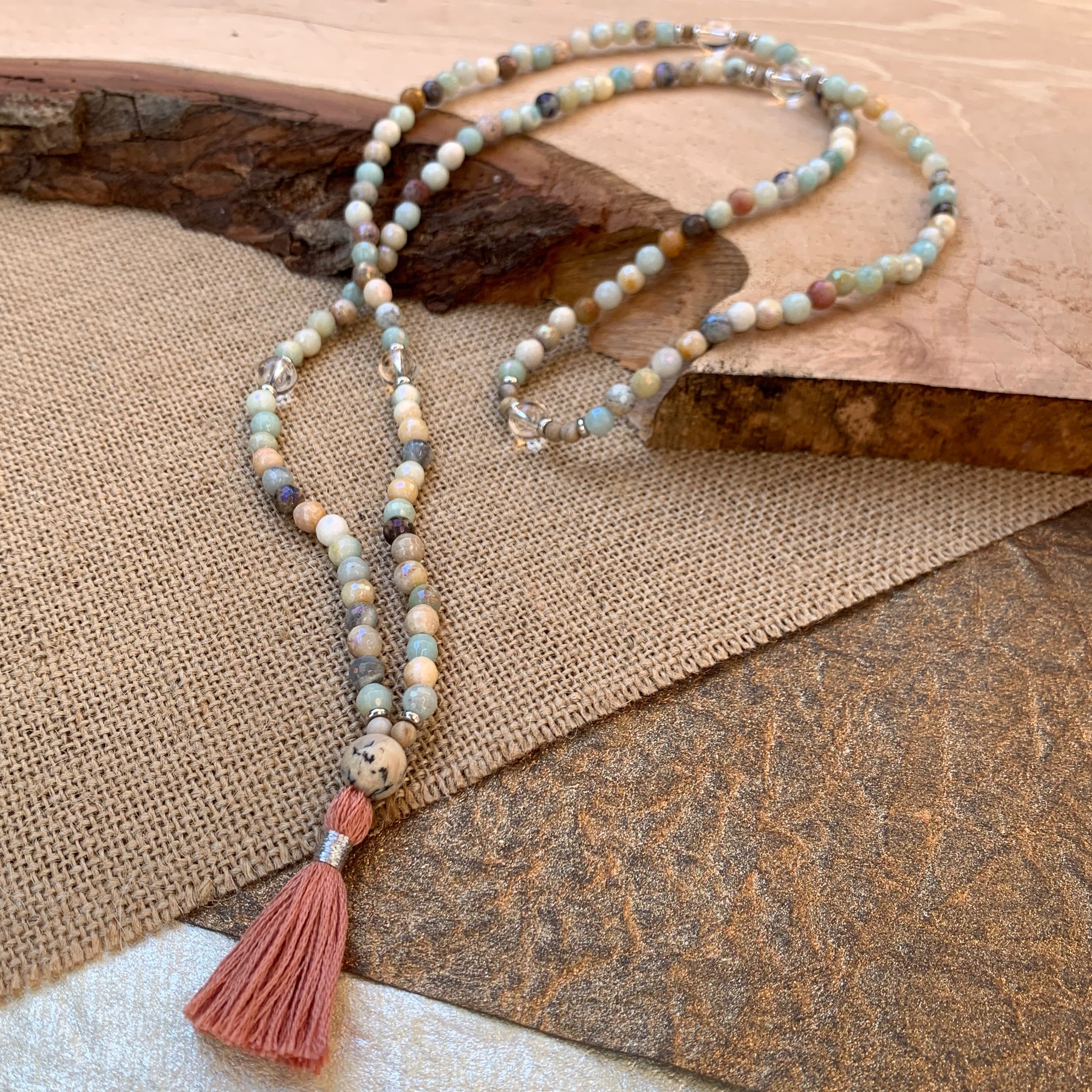 Healing The Mind Mini Mala