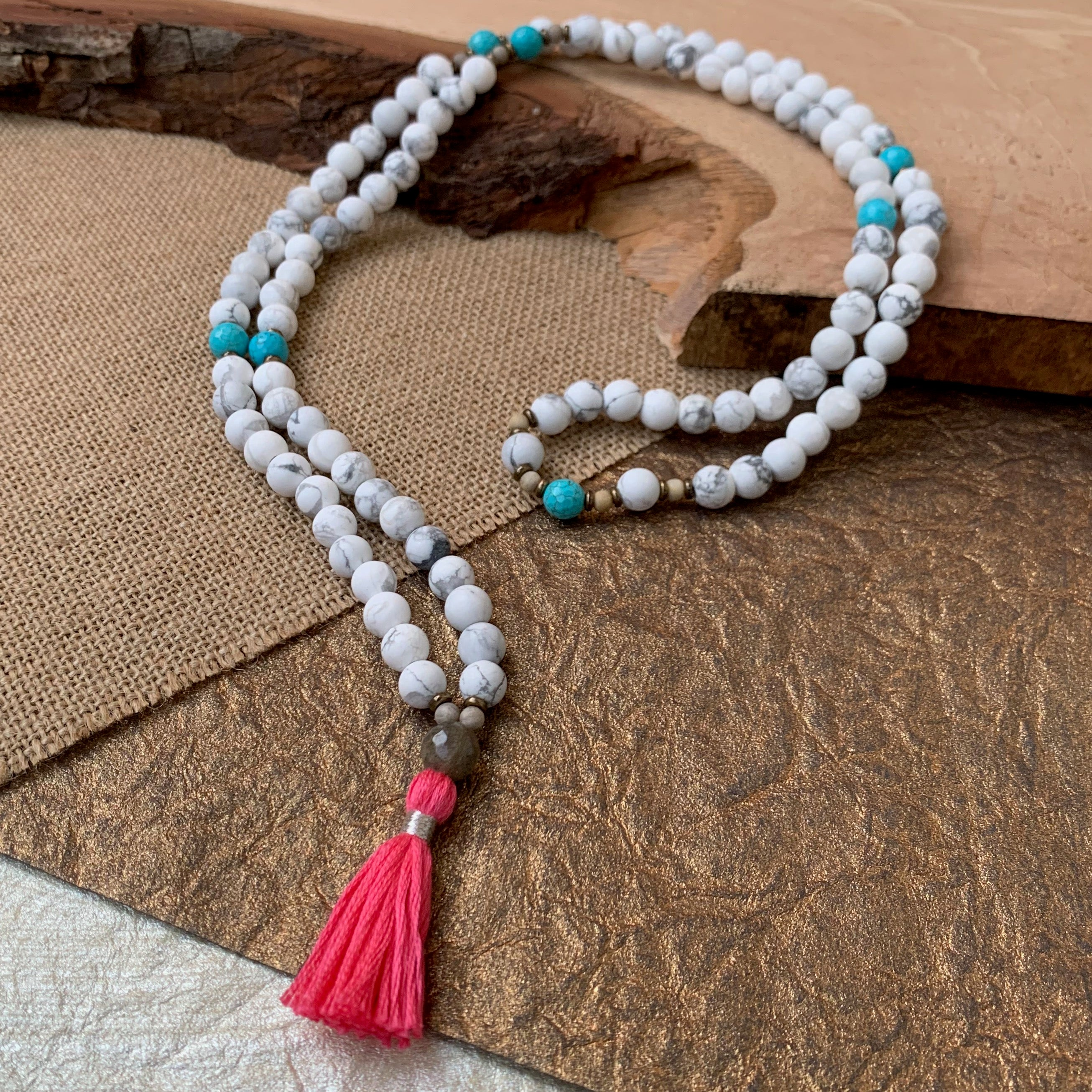 Peace On Earth Mala