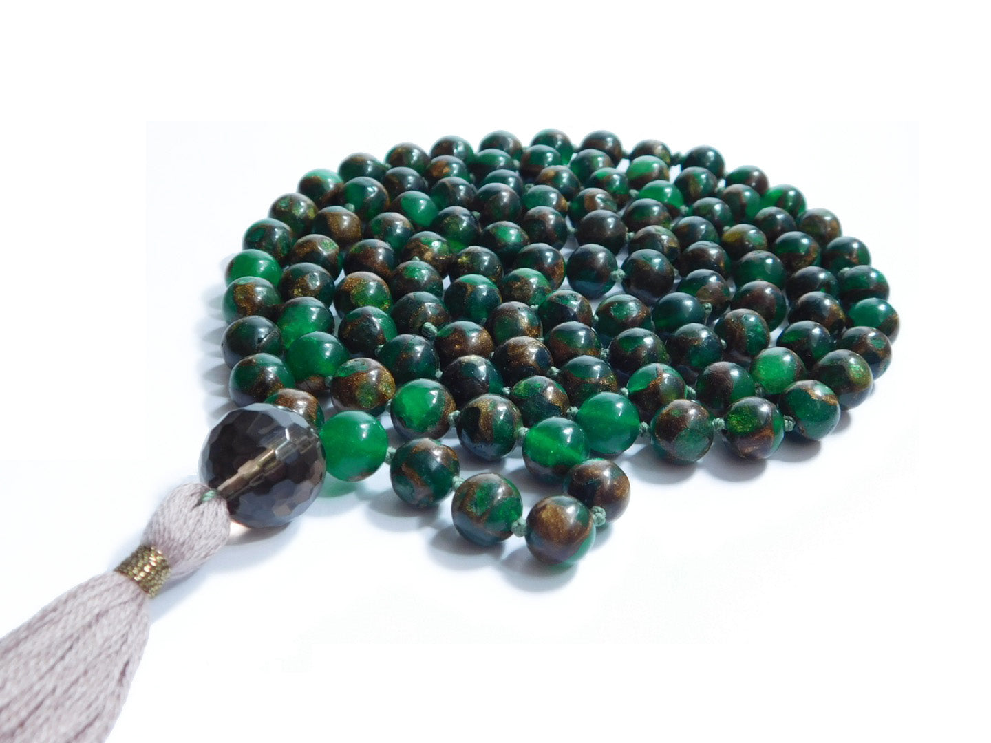 Loyalty Hand-Knotted Mala