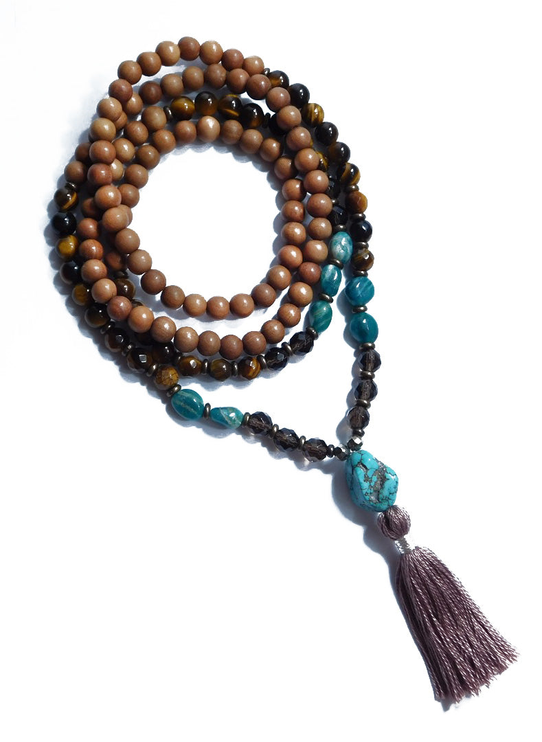 Calm The Mind Mini Mala