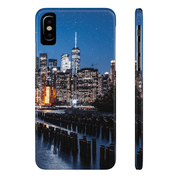 NYC FREEDOM TOWER PHONE CASE