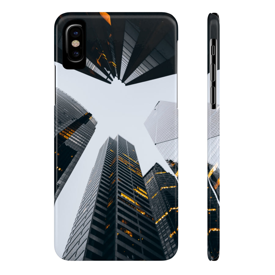 INTO THE SKY PHONE CASE