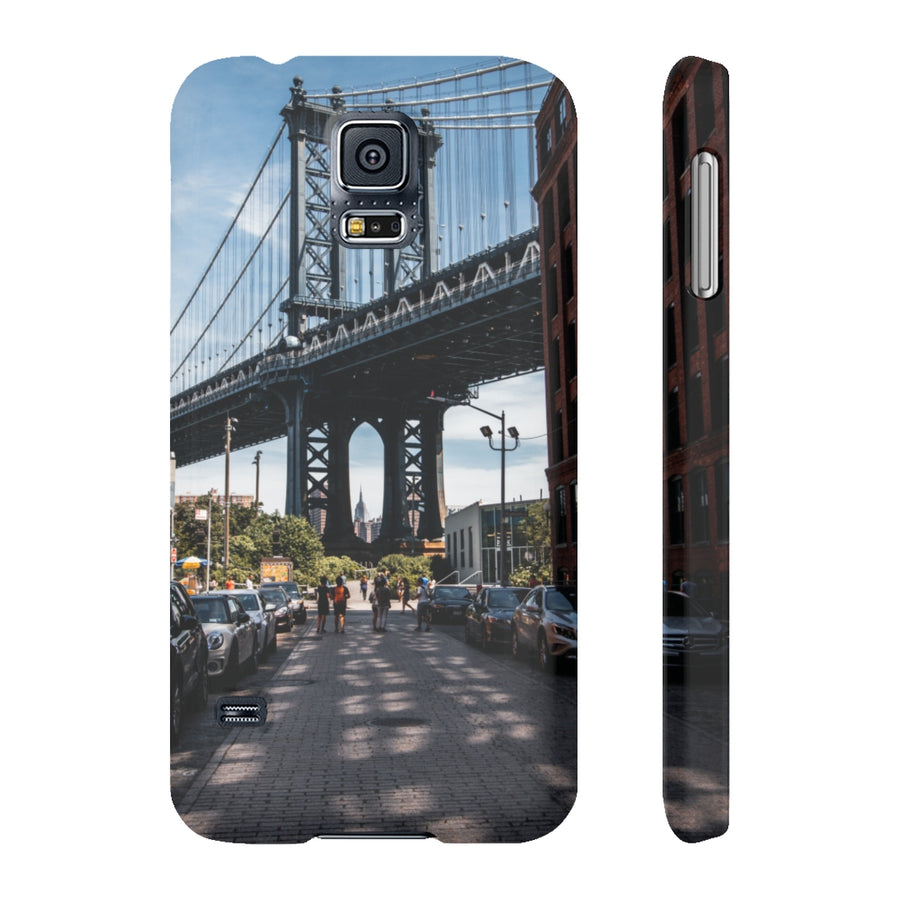 MANHATTAN BRIDGE PHONE CASE