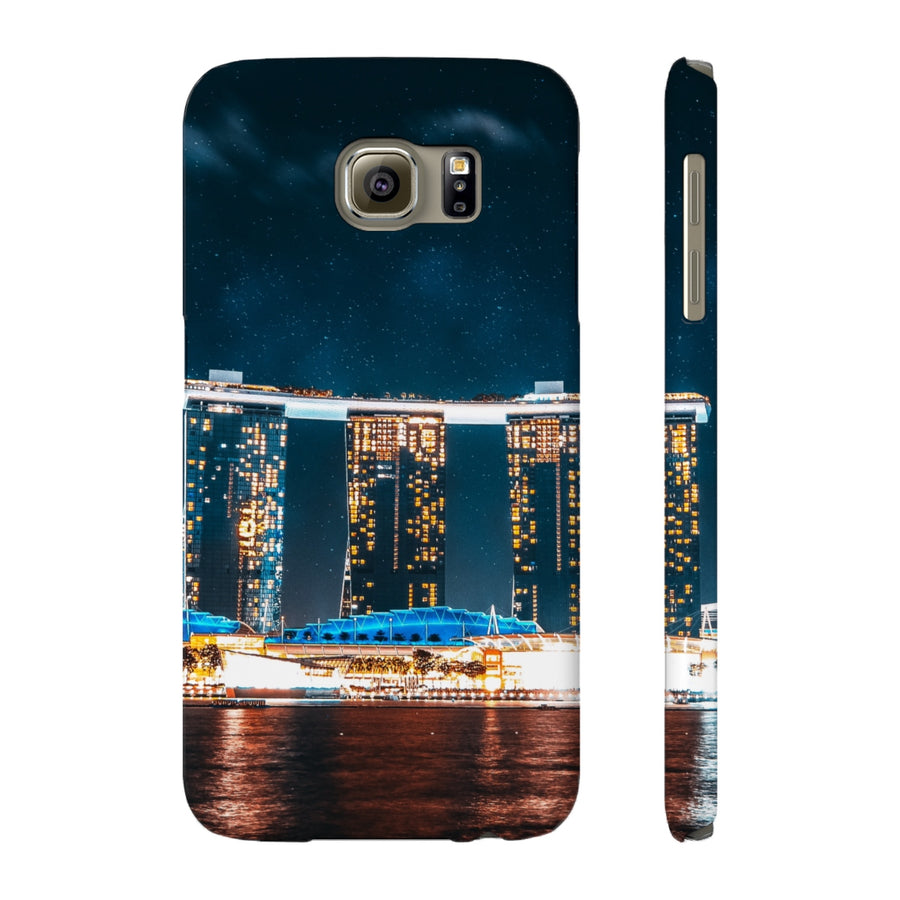 MARINA BAY SANDS PHONE CASE