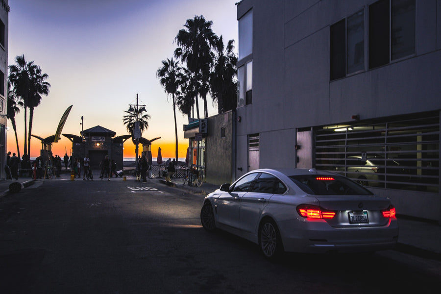 Los Angeles Preset Pack