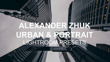 Urban & Portrait Preset Pack