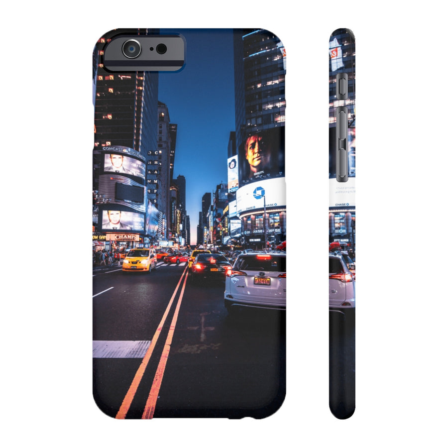 TIMES SQUARE PHONE CASE