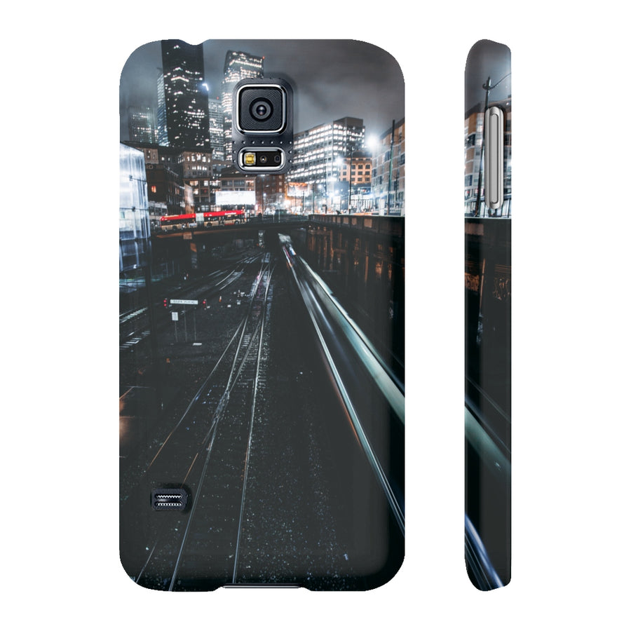 COLUMBIA TOWER PHONE CASE