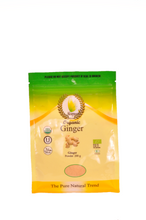 Load image into Gallery viewer, Ginger (Organic) Powder