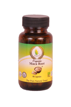 Load image into Gallery viewer, Maca Root (Organic) 90 Capsules - 500mg