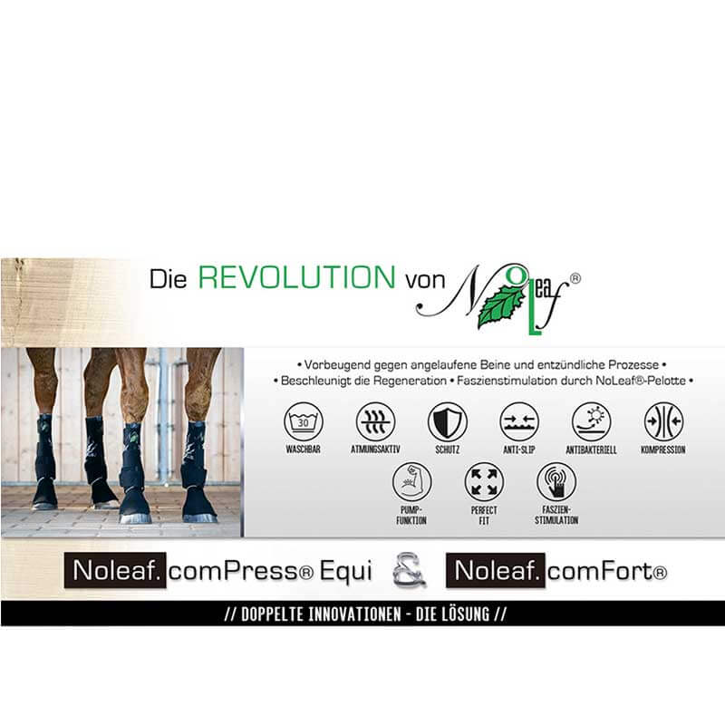 NoLeaf.comPress® Equi