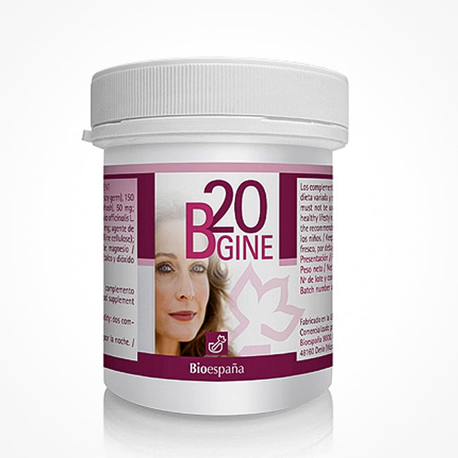 B20 Gine: Menopause Food Supplement