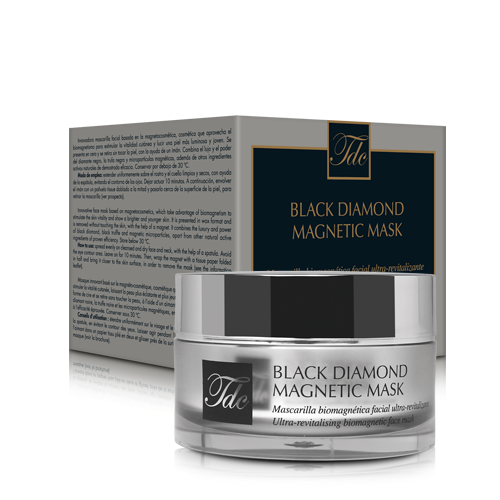 Black Diamond Magnetic Mask